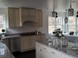 With Kitchen Expansion